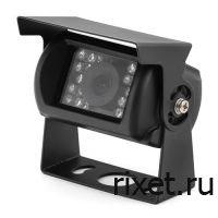 Цветная видеокамера со встроенным объективом и ИК подсветкой IR180ASH-E
