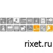 автомобильный видеорегистратор RIXET