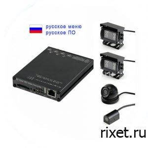 Видеорегистратор для автошколы NSCAR Full HD готовый комплект