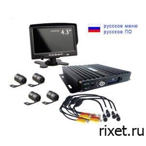Видеорегистратор для автошколы NSCAR готовый комплект