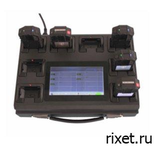 DOK Станция зарядки камер / передача видео в хранилище для регистраторов RIXET