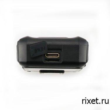 Персональный видеорегистратор RIXET-11 PRO 16-32 Гб Full HD с внешней памятью