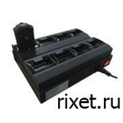Станция зарядки полицейских камер / передача видео в хранилище для регистраторов RIXET